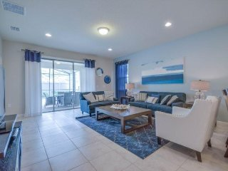 7 Bedroom 6 Bathroom Home in the All New Windsor at Westside Resort. 8889RS