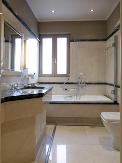 Bathroom and shower room 2.