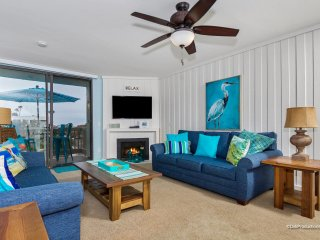 3rd flr Penthouse w/ Stunning Ocean, Pier AND River views! Summer dates open!