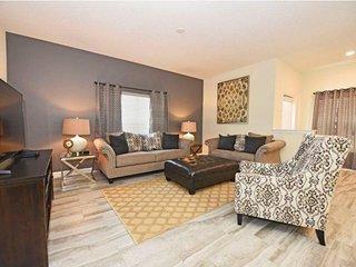 Championsgate Resort 5 Bedroom 4 Bath Townhouse. 1600MVD