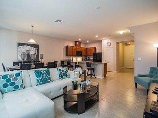 Luxury 4 Bedroom 3.5 Bathroom Town Home in Compass Bay Resort. 5133CHD