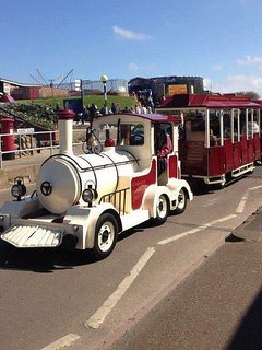 Land Train Mablethorpe