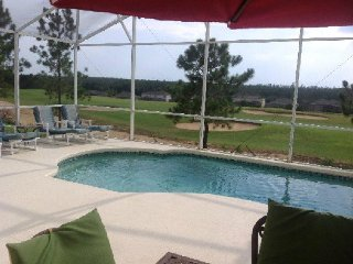 Large 5 Bedroom 3 Bath Pool Home in Golfing Community. 405GD