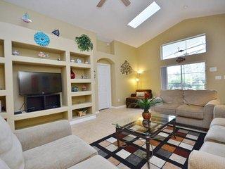 Five Star 5 Bedroom 4 Bath Pool Home in Orange Tree. 3154SHC