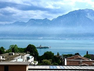 Grand Studio Montreux Clarens No102