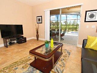 4412AC. Solterra Resort 5 Bed 4.5 Bath Villa In DAVENPORT FL