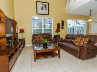 Giant 6 Bedroom 4 Bathroom Pool Home in Watersong Resort. 1028OCB