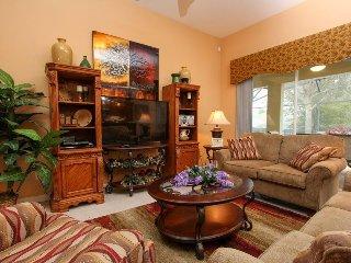 Beautiful 5 Bedroom 5 Bathroom Pool home in Windsor Hills Resort. 7744CS