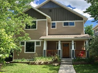 Midtown Retreat- New listing in Bozeman!