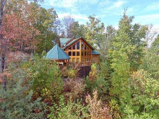 Three bedroom cabin, Outstanding View!