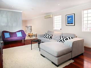 Power up in a stylish Sydney home