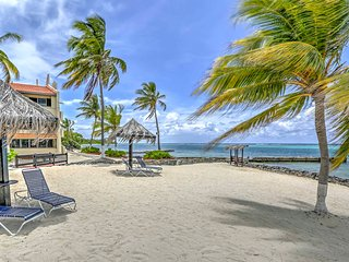 NEW! Beachside 2BR St. Croix Condo w/ Pool Access!