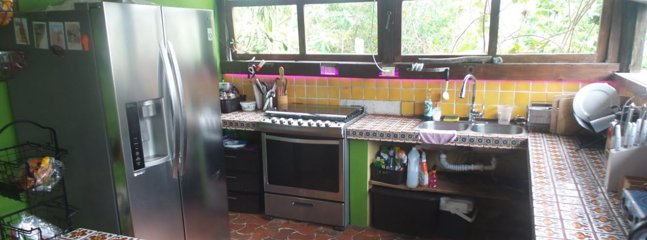 Kitchen 1 - Main Casita