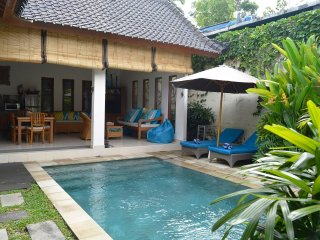 Villa Mewali - private 2 bedrooms with pool.