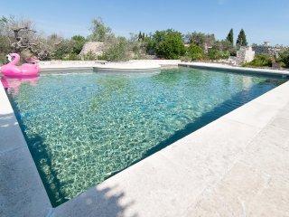 Ciampa Pool house Salento