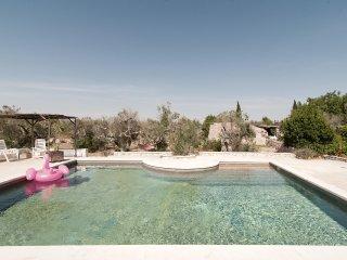 Ciampa Pool trullo Salento