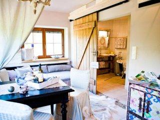 Romantisches Apartment für 3-4 Personen