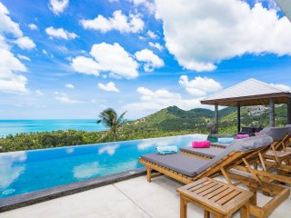 CHAWENG OCEAN VIEW VILLA - FOR GROUPS