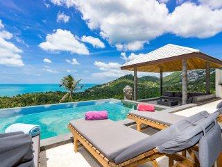 ⭐⭐⭐⭐⭐ 6 BR Chaweng Villa ✅ Close To Bars, Restaurants & Shops ⛱ 5 Mins To Beach