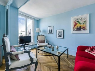 Amazing flat with a terrasse for 2,St Germain !
