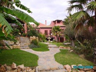 Casa en Urbanizacion de lujo, Primera linea de playa