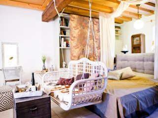 Romantisches Einzimmer Apartment
