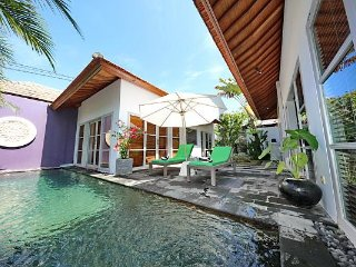 THE CABANA | 2 BR. BEACHSIDE | SANUR