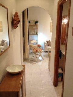 Bonito apartamento en barrio de Salamanca