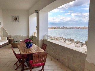 Fantastica Villa sul mare a Marzamemi - 5/7 posti letto