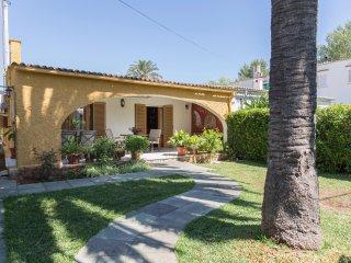 Fantastica Villa con Amplia Terraza, Jardin + WIFI