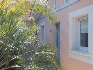 maison de vacances à 300 m de la plage
