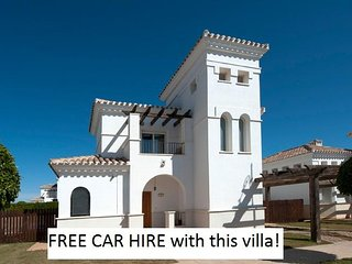 La Torre Golf Resort - FREE CAR HIRE!