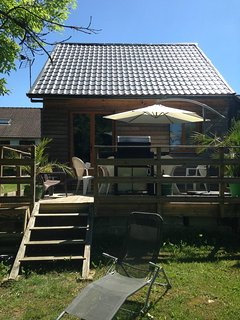 House with 2 bedrooms in Dainville, with wonderful city view and enclosed garden