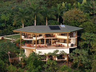 Villa Kiskadee - In Tulemar! All AC - Secluded Location - Monkeys and Sloths