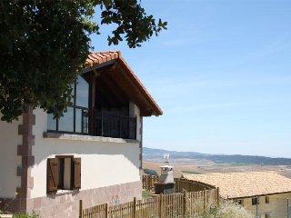 Casa rural Nazar, en Navarra, Espana