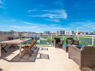 Fantastic Penthouse in Playa Den Bossa