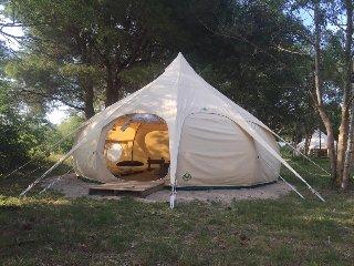 Tente de Luxe