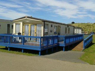 14 West Dunes Caravan at Haven Perran Sands, Perranporth - three mile long beach