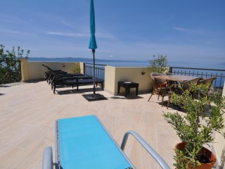 Villa with stunning views of resort, sea, Islands, pool, tennis court, mini golf