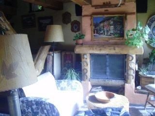casa en la montana