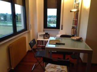 Great-view Top Floor Flat in Treviso
