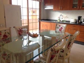 2 bedroom Penthouse deluxe, terrace, BBQ, Jacuzzy Estrella del Norte