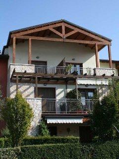 Grazioso appartamento bilocale a Marciaga di Costermano a circa 1,5 Km dal lago