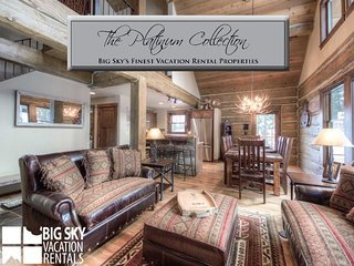 Big Sky Resort | Powder Ridge Cabin 13 Oglala