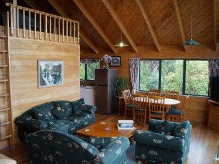 The Grange Farmstay Lodge