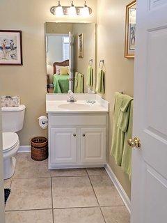 Three bedrooms offer en-suite bathrooms.