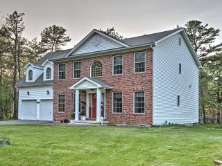 New! Stately 5BR Pocono Summit Home w/Great Yard!