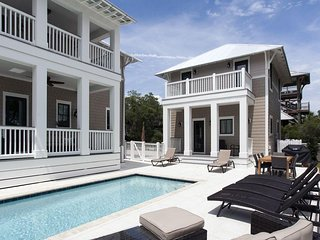 Life's a Beach' Stunning home with a Private Pool that Sleeps 21! Built in 2016