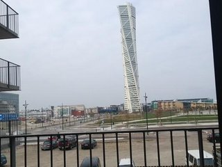 Apartment with Turning Torso view - 6060