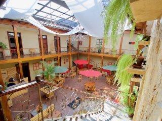 4 Personas Habitacion Privada WiFi/Desayuno Centro Historico #1